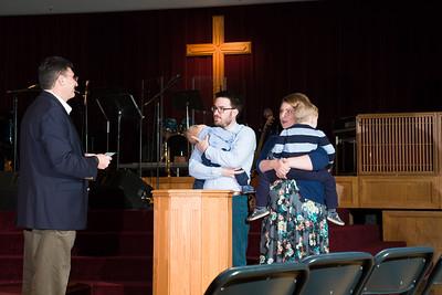 McNabb Baptism