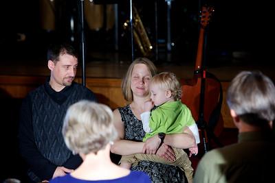 Miller-Mercer Baptism