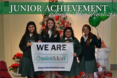 Junior Achievement - Junior Idea Finalists