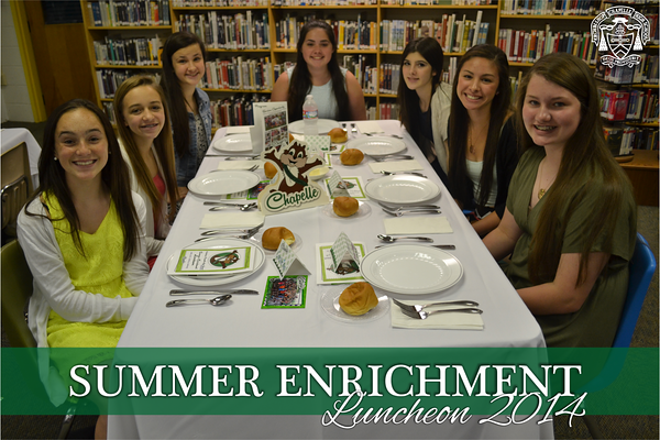 Summer Enrichment Luncheon