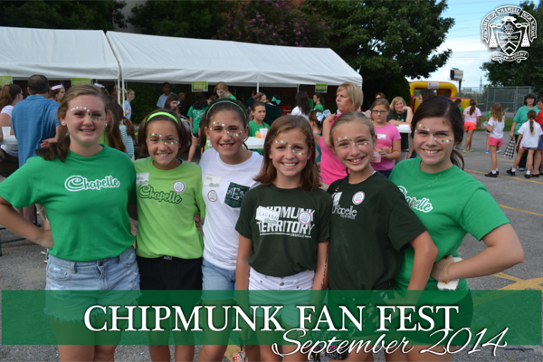 Chipmunk Fan Fest 2014