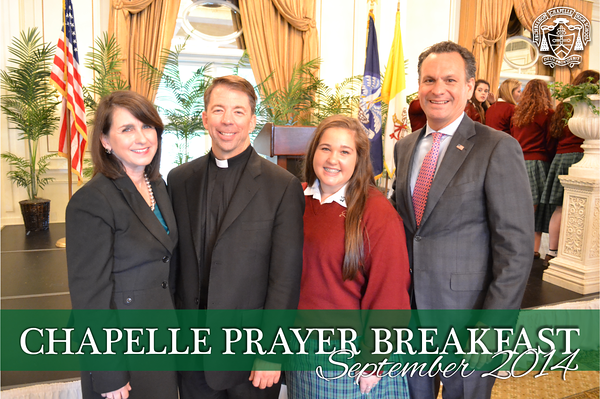 Community Prayer Breakfast 2015
