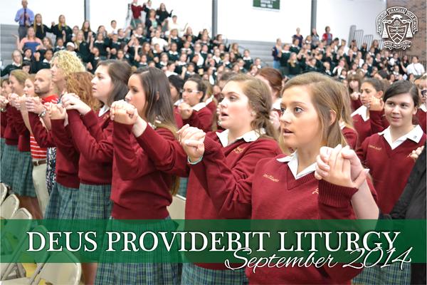 Deus Providebit Liturgy