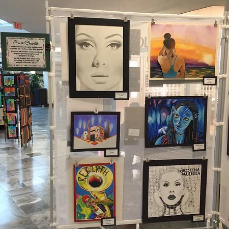 Catholic Schools Week Lakeside Art Show