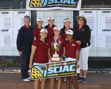 SCIAC Golf Championships - 2018