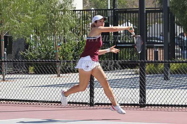W TENNIS vs. Pomona-Pitzer 4-14-18