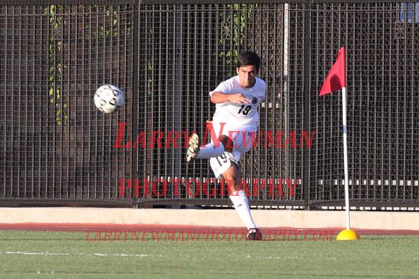 M Soccer vs. UC Santa Cruz 9-16-12
