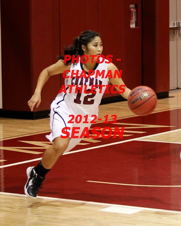 Women's Basketball 2012-2013
