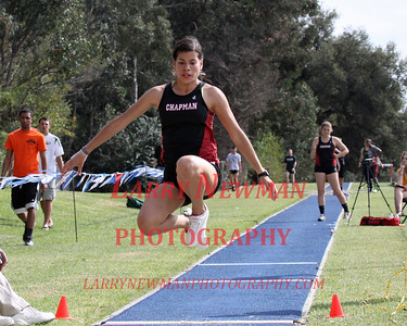 Track and Field -  SCIAC Multi-Duals 3-2-13