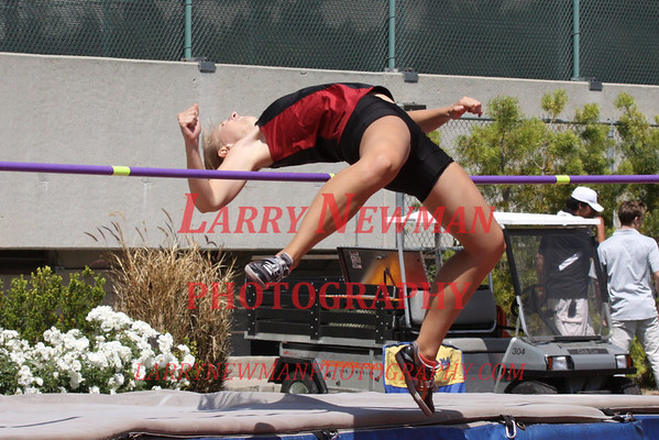 Track and Field - SCIAC Multi Duals 4-6-13