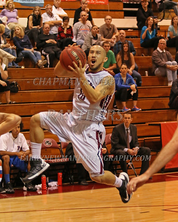 M BASKETBALL vs. Pomona-Pitzer 2-15-14