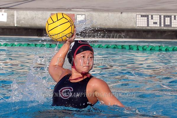 Women's Water Polo 2014