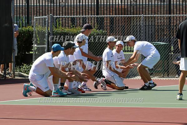 M Tennis vs. Bowdoin 3-8-15