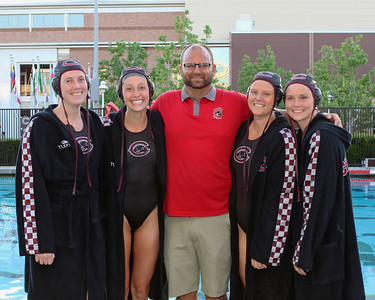 W WATER POLO 2016