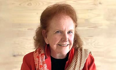 Barbara Segal Horizontal