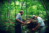 Water Quality Testing at Booker T Washington National Monument, with Ranger Tim Simms.