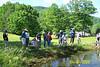 Advanced training at Beagle Ridge on wetlands.  Jefferson salamanders were found.