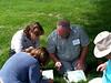 Advanced training with Carol Heiser on wildlife habitats.