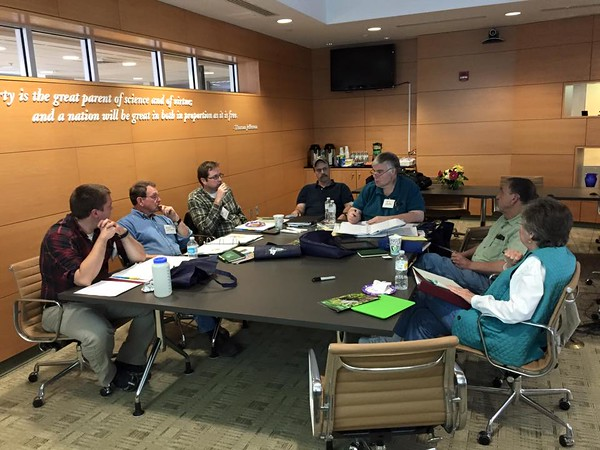 High Knob Chapter Coordinating Committee 2015