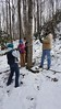 2017 maple syrup tapping at Powell River Project