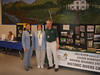 HRCVMN VOLUNTEER SERVICE: Felice Bond and Patty and Larry Riddick volunteer during the York County Garden Extravaganza.