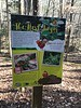 Stop 3 on the Living Forest interpretive trail at Freedom Park.