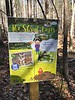 Stop 4 on the Living Forest interpretive trail at Freedom Park.