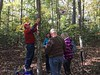 Northern Neck 2017 trainees at Bush Mill Stream Natural Area Preserve