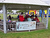 """The Peninsula Chapter commandeers an entire gazebo to display information and the """"Luggae Zoo"""" at the 12th Annual Stand for Children Day Festival on June 6, 2009 at Buckroe Beach in Hampton."""