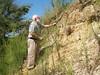 Dr. Jerre Johnson leads VMN Peninsula Chapter Cohort 2 Members on a Geology Field Trip (9/12/2009).