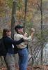 Cris Pond, our VP on Potomac Gorge Field Trip