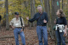 Cris on Potomac Gorge Field Trip