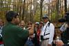 Mike Schlosser on Potomac Gorge Field Trip