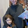 RMN Volunteer Pat Coldewey with her youngest granddaughter.