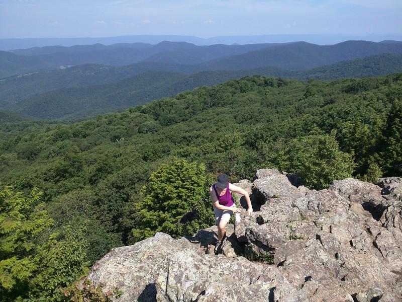 Bearfence Mountain--Lauren Record