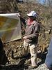 Tom Biggs leads Geology field trip 3/21/09