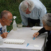Ralph Hall, Tana Herndon; photo taken by Rose Brown, 9/19/08