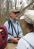 Ornithology Field Trip at Blue Ridge Center for Environmental Stewardship. <br /> Joe Coleman, leader <br /> (Taken by Terri Keffert)