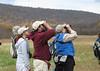 LoriAnne, Peter et al at Ornithology Field Trip , Oct 2009 State Conf (Taken by Terri Keffert)