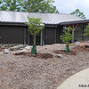Shenandoah Chapter Master Naturalists add native plants and trees to the Shenandoah River State Park Visitor Center.