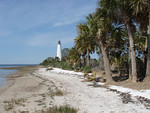 St. Marks Lighthouse<br /> photo credit: Robert Coveney / Florida Trail Association