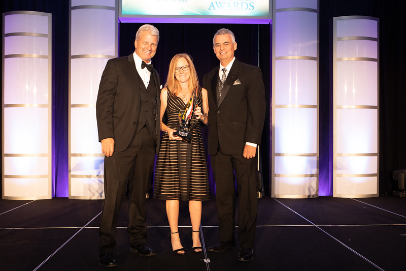 Large Private Company Award - Heather Zorge,  Western Window Systems