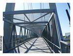 Bridge over Interstate 4<br /> photo credit: Robert Coveney / Florida Trail Association