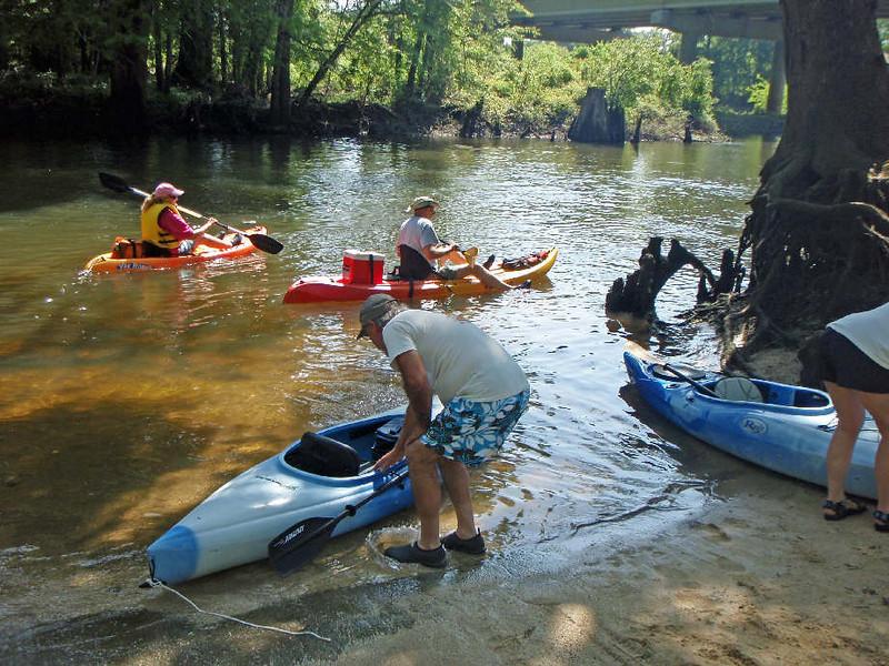 2008 Chipola River Paddle Trip