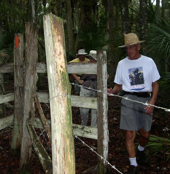 Hike at Seminole Ranch<br /> photo credit: Susan Young / Florida Trail Association