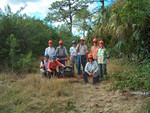 Trail maintenance, Big Cypress North