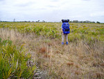 Backpacking Three Lakes<br /> photo credit: Deb Blick / Florida Trail Association