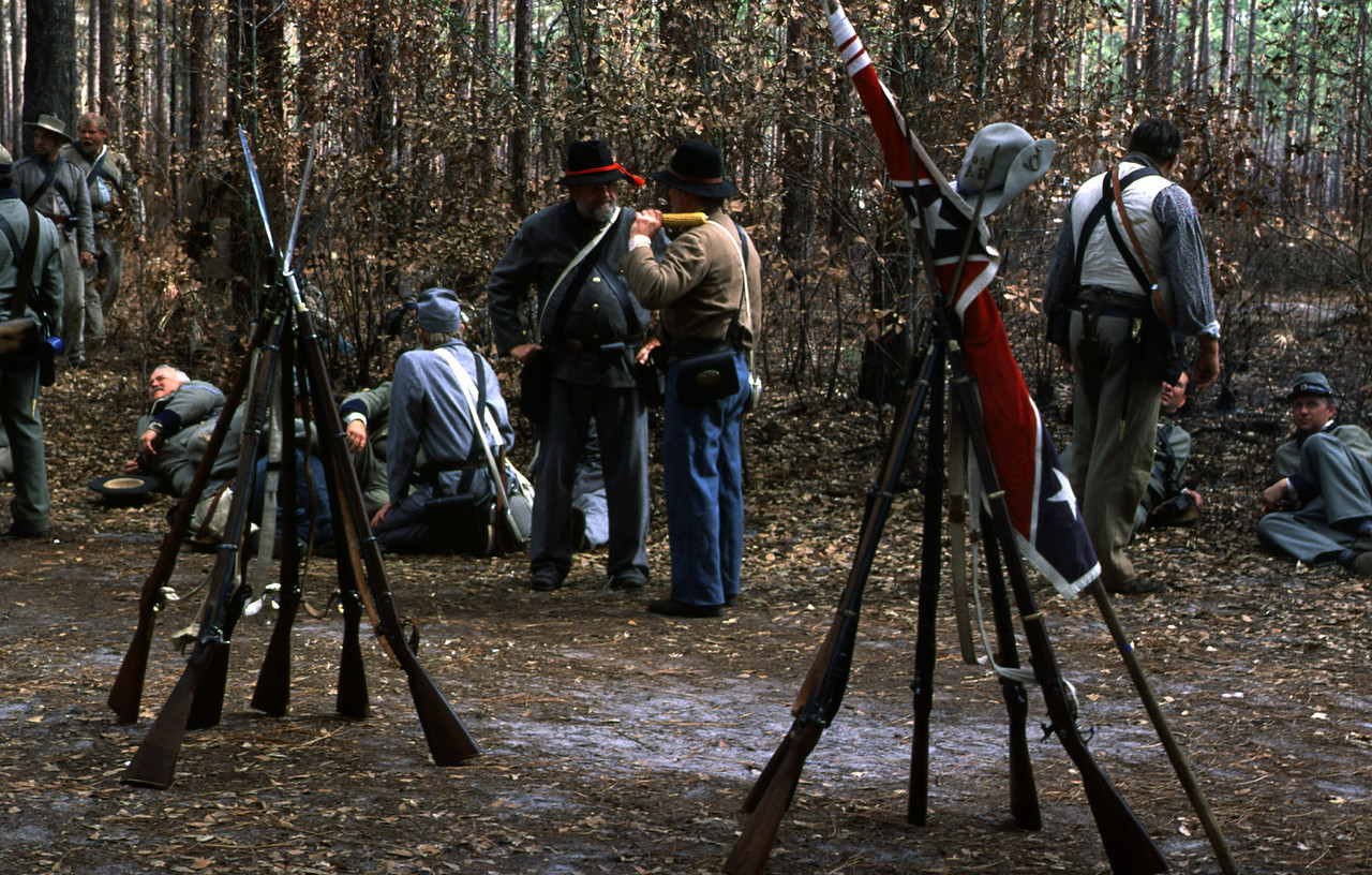Battle of Olustee / Bart Smith