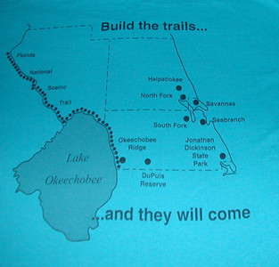 Tropical Trekkers t-shirt