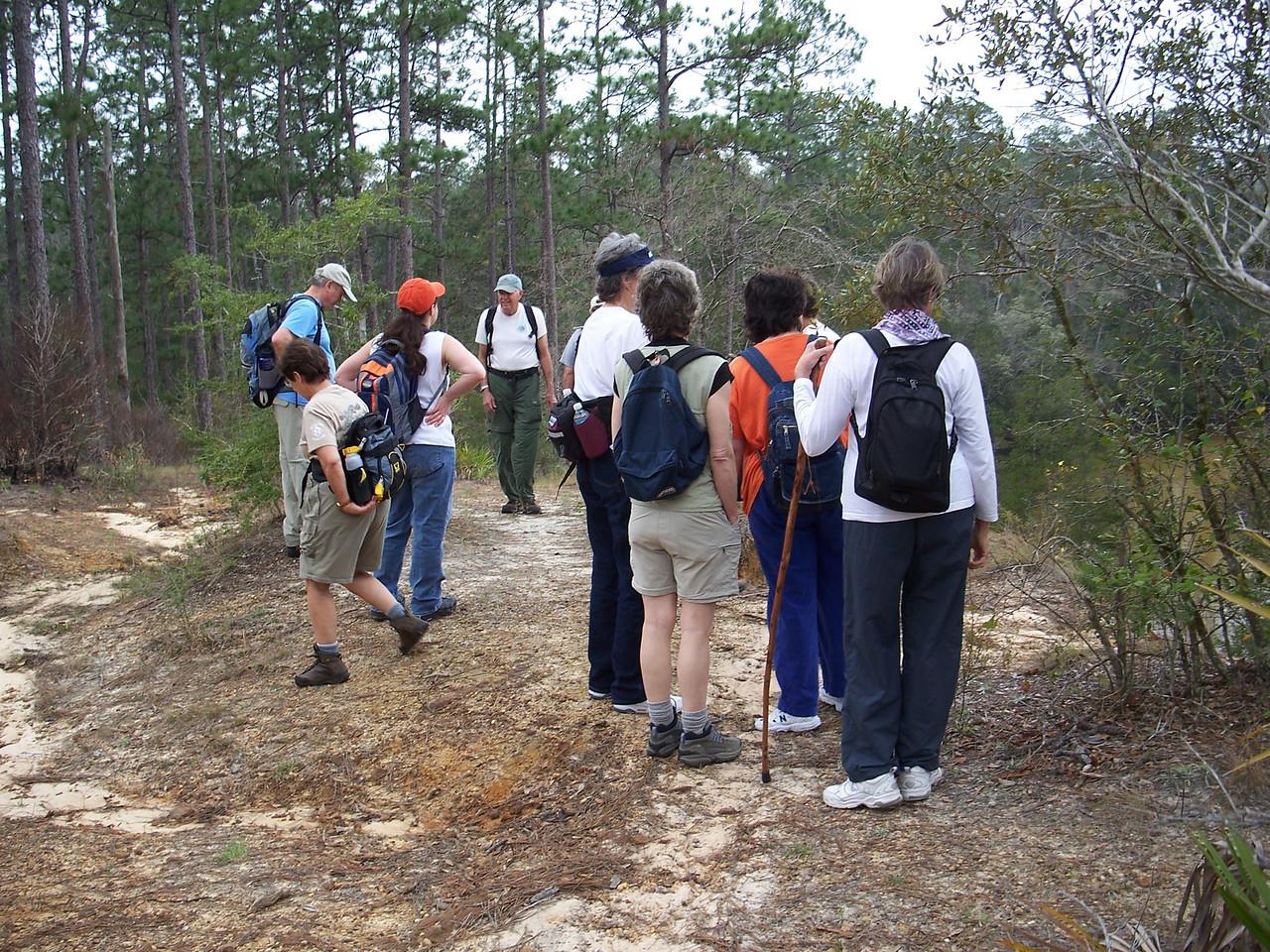 Hike along the Juniper Creek Trail
